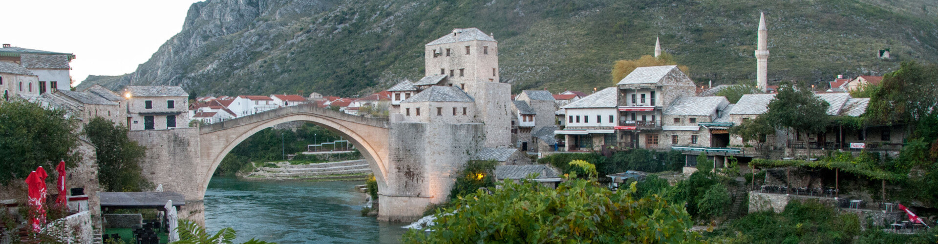 Bosnia Mostar bridge 1